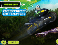 Max Steel - Destroy Extroyer