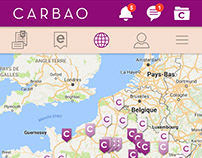 CARBAO Mobile app