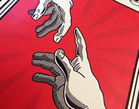 Artwork & Logo restyle Dutch Vpro Magazine