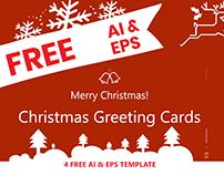 FREE Merry Christmas Card! / Mutlu Yıllar!