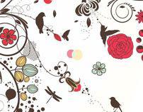 Diseño Textil I  -  2012