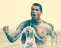 CR 324 - Goleador Histórico Real Madrid C.F.