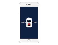 Miller Lite 3 Sec: Snapchat Animation