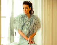 Kate Beckinsale - Harper's Bazaar