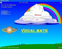 VISUAL MATHS   ( Free Download:  http://visualmath.in )