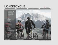 Longcycle Website Redesign