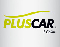 Logotipo y Etiquetas | Plus Car / Top Coat