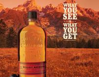 Bulleit Bourbon Brand Launch On / Off Premise
