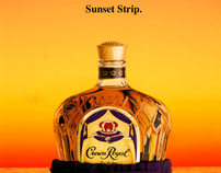 Crown Royal On / Off Premise Promotional Advertising