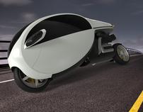 """Cabin Motorcycle """"Dalnik"""""""