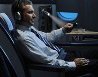 US Airways Inflight Entertainment System
