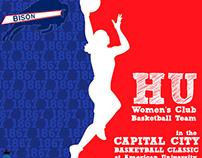 HU Basketball Flyers