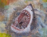 Shark Shetchbook