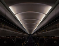 VISTARA interior light like a wifi signal