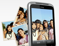 HTC Wildfire S Activation Online Banner Ads