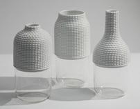 Chapeaux pour vase / Industreal / 2004