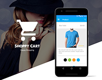 Android e-Shopping App