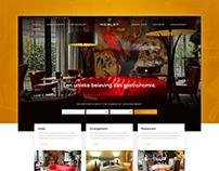 Merlet | Webdesign