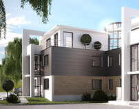 Residential building, Comercial