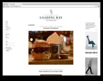 Loading Bay Website