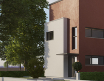 Residential buildings, Comercial