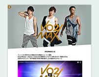 VO2MAX website