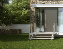 residential visualisation