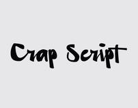 Crap Script / Typeface