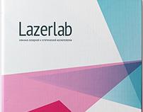 """Logo&Branding for Aesthetic medical clinic """"Lazerlab"""""""