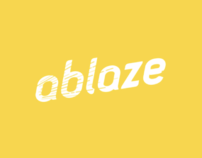 Ablaze // Logo Reveal