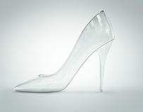 Cindarella Shoe