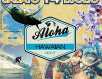 Hawaiian night party