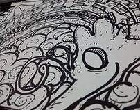 Doodle Dragon Travel - Wilmai