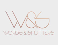 Words and Shutters