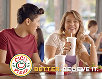 Cicis Unlimited Stuffed Crust Pizza Campaign