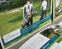 Golfbaan De Swinkelsche - Glossy brochure
