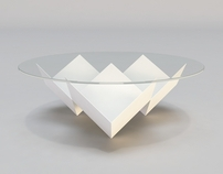 """""""3"""" - coffee table concept."""
