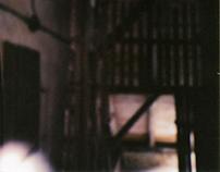 Pinhole photos of an old attic