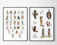 Animal ABC, Alphabet plenty of Animals!