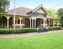 Casa Tasso, Appian Way, Sydney