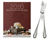 2016 Catering Wedding Guide Cover Page