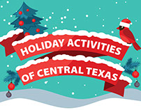 Monthly Calendar of Events and Holiday Activities