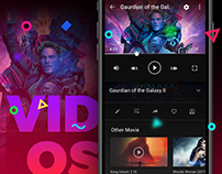 Vidos-Video Streaming Android/iOS App