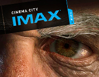 Cinema City and IMAX website design