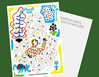 Süddeutsche Zeitung Magazin | Christmas postcard