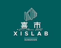 XISLAB   喜市 · 視覺