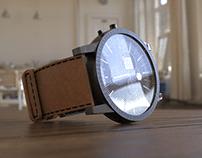 Hybrid SmartWatch - Product Design