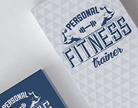 FREE: Personal Fitness Trainer Business Cards