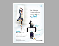 Patient-facing Campaign for Accu-Chek Guide Meter