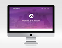 iSyncStorage Web Design